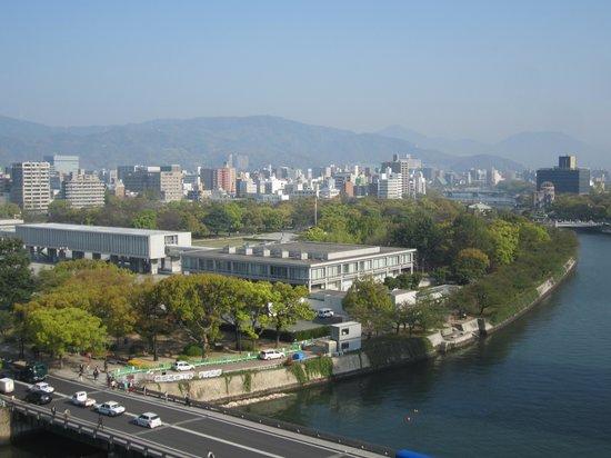 Hotel Sunroute Hiroshima: Peace Park, Hiroshima
