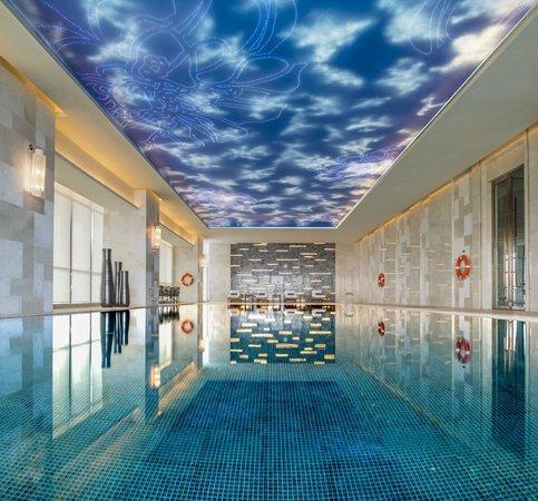 Le Meridien Yixing: Swimming Pool
