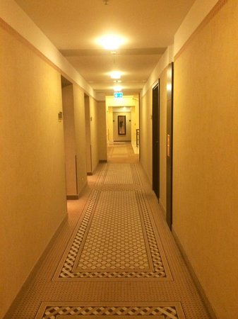 Polonia Palace Hotel: on the way to my rook