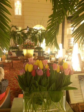 Polonia Palace Hotel: lounge