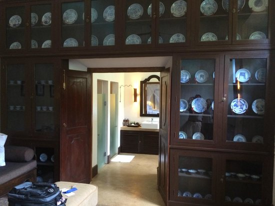 Galle Fort Hotel: Porcelain Suite