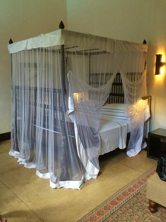 Galle Fort Hotel: Letto Porcelain Suite