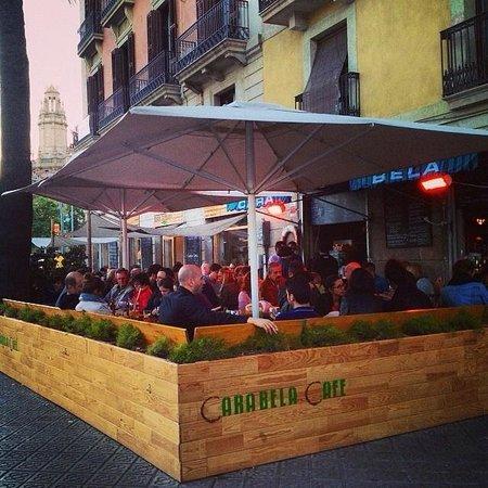 Carabela Cafe: Carabela café
