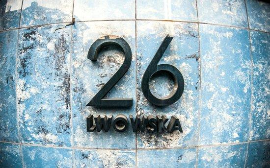 Lwowska26 Hostel: Address