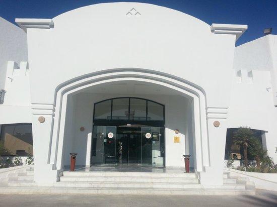 Fiesta Beach Club Djerba : Nouvelle entrée