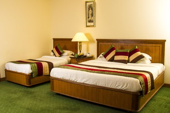 Mk Hotel Amristar Triple Bedded Room