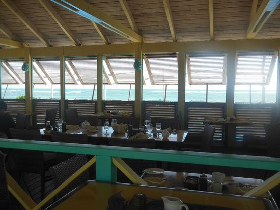 Nisbet Plantation Beach Club : Breakfast Room