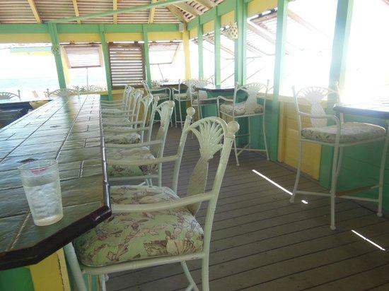 Nisbet Plantation Beach Club: Lunch & Bar by the Beach