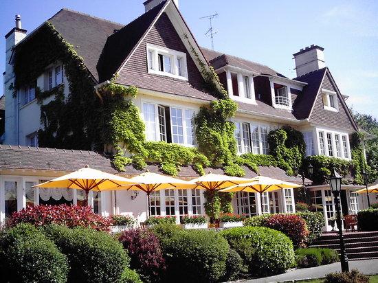 L'Ecusson Le restaurant du Manoir Hôtel : Le Manoir Hôtel