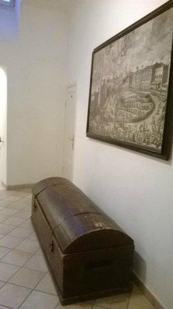 Albergo Cannon d'Oro: corridoio