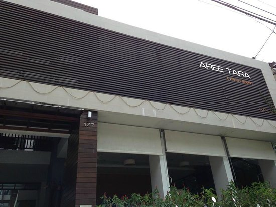 Aree Tara Resort : front