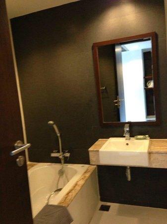Aree Tara Resort: Bathroom