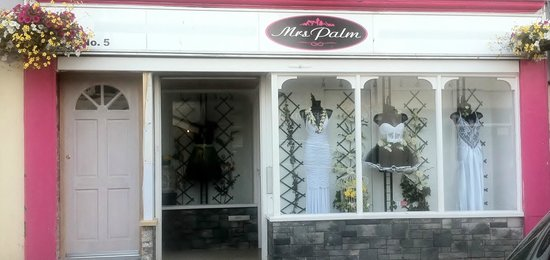 Truro, UK: Mrs Palm Personal Products for Adults