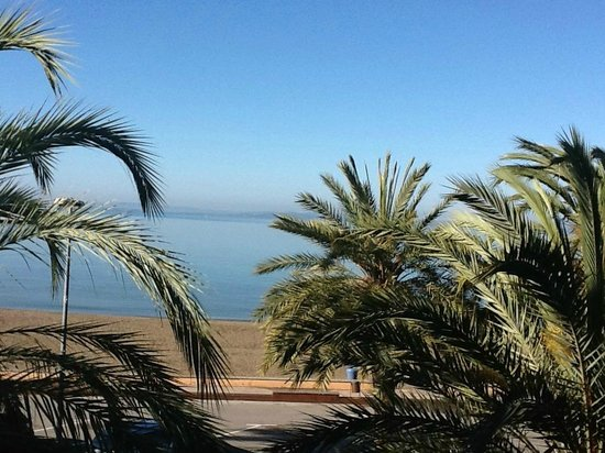 Hostal Novel Risech : Beautiful View of the Gulf of Roses