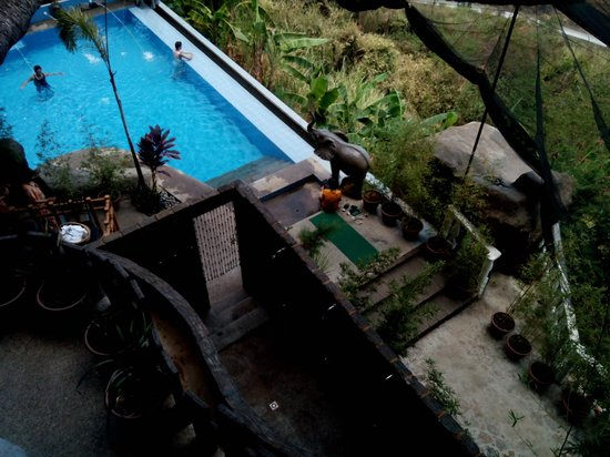 Luljetta's Hanging Gardens and Spa: phase 3 infinity pool