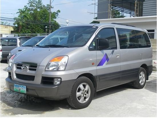Siem Reap Taxi Driver Day Tours: My car(Starex with 12seats)