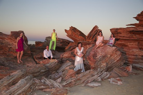 Ramada Resort by Wyndham Eco Beach: The wedding party
