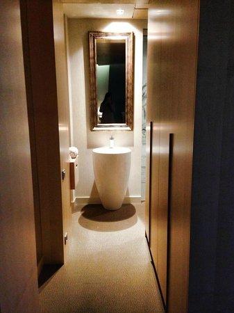 Hotel MIM Sitges: Bathroom