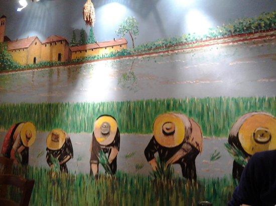 """Da Ernesto: Il """"Murales"""""""