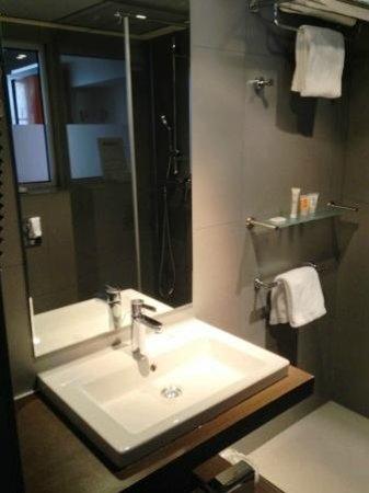 Hotel du Cadran Tour Eiffel : Baño