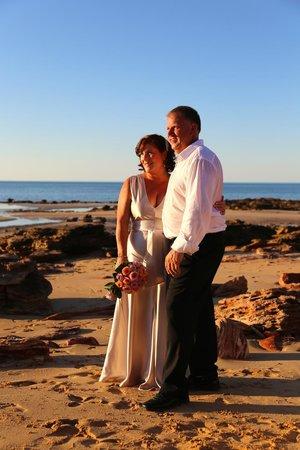 Ramada Eco Beach Resort: Beautiful surrounds for a wedding