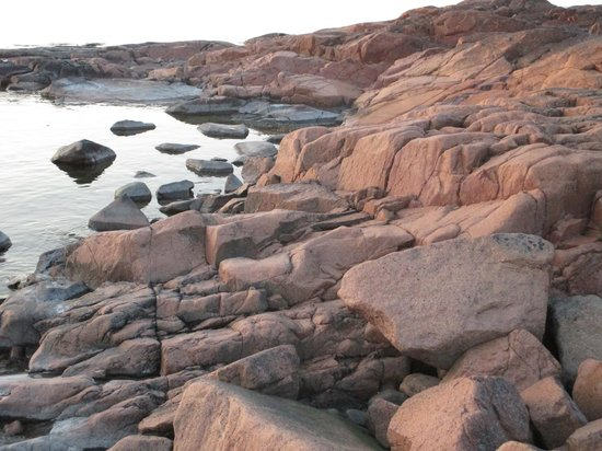 Havsvidden, BW Premier Collection: Röda granitklippor