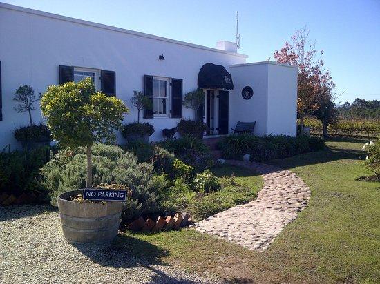 Bramon Wine Estate : The entrance