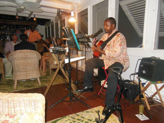 Nisbet Plantation Beach Club: Jazz Music and Soul