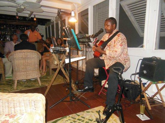 Nisbet Plantation Beach Club : Jazz Music and Soul