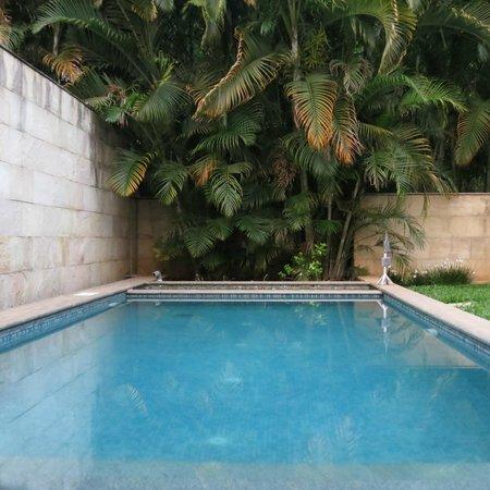 The Serai: Plunge pool