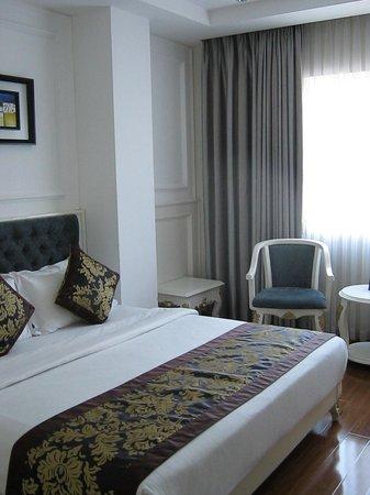 Alagon Saigon Hotel & Spa : Clean and bright