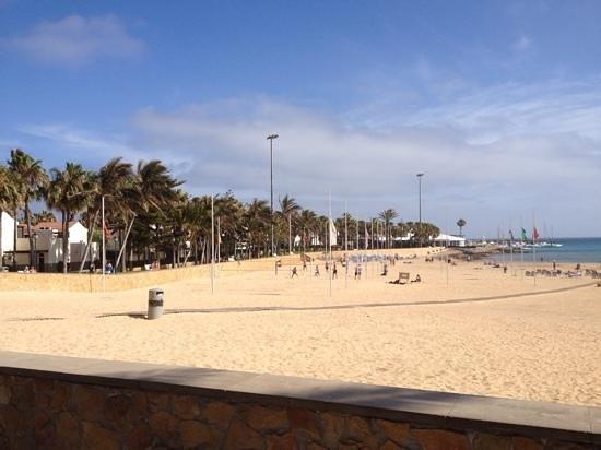 Globales Costa Tropical: castillo beach