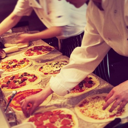 Pizza Ten: Individually Made to Order