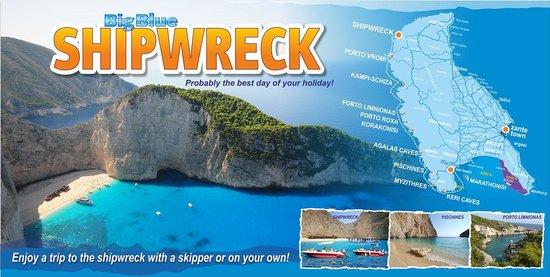 Лимни-Кери, Греция: Shipwreck