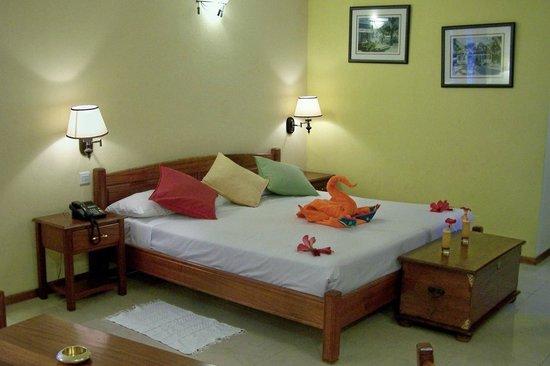 Hibiscus Beach Resort & Spa: chambre
