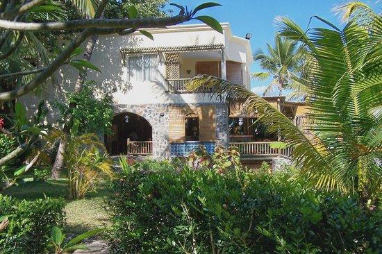 Hibiscus Beach Resort & Spa: salle a manger