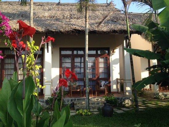 Water Coconut Homestay Villa : bungalow