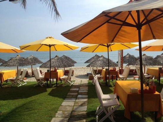 Water Coconut Homestay Villa : beach