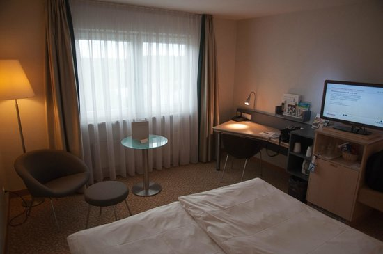 Movenpick Hotel 's-Hertogenbosch: Hotelkamer