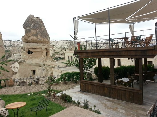 Goreme Suites: Great view