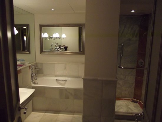 The Westin Dublin: Atrium room - bathroom