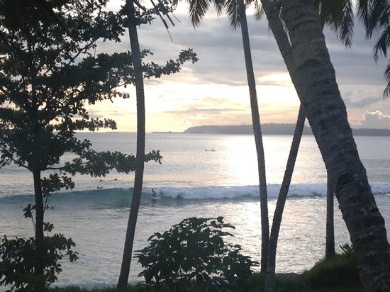 Mentawai Surf Retreat: View from my balcony