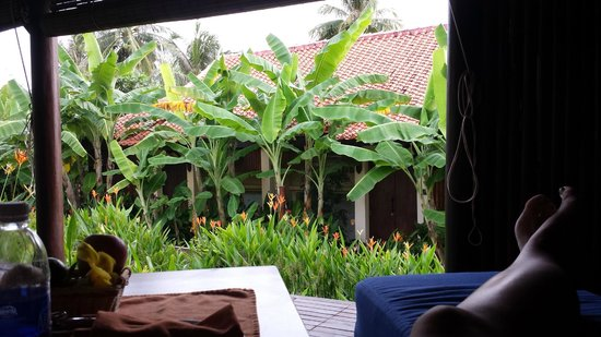 Chen Sea Resort & Spa Phu Quoc : view from balcony