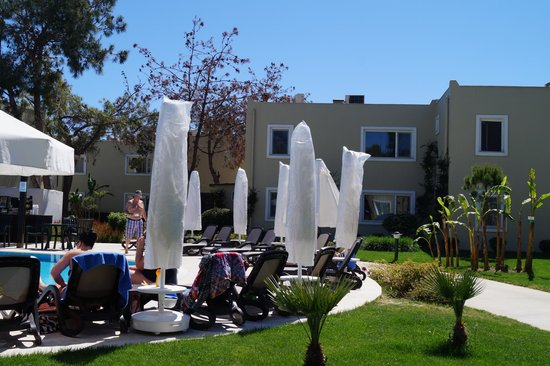 Otium Eco Club Side : villa au calme