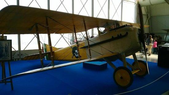 Museo Storico dell'Aeronautica Militare: Biplano