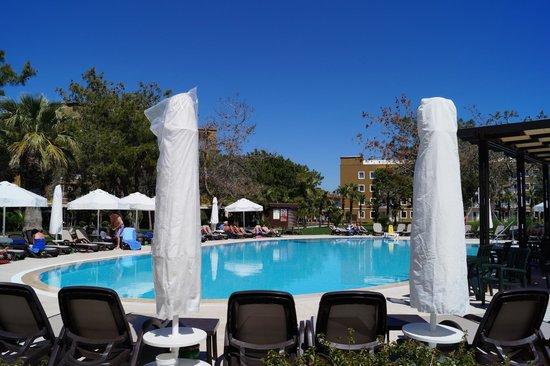 Otium Eco Club Side: hôtel très bien entretenu
