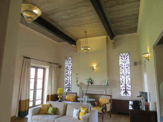 Tree of Life Resort & Spa Jaipur : Your exquisitely designed lounge