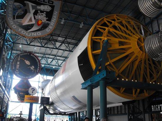 NASA Kennedy Space Center Visitor Complex: apollo