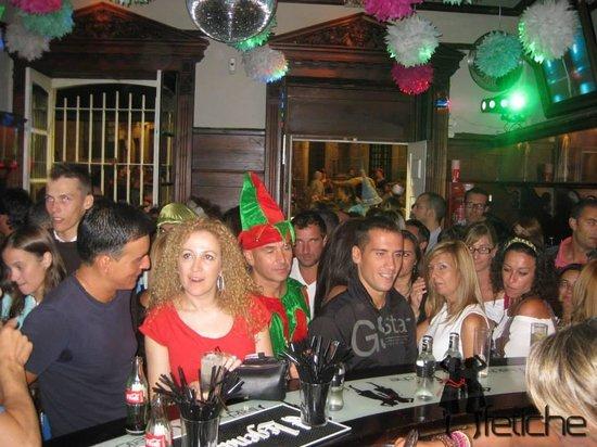 Pub Fetiche: Fiesta navideña