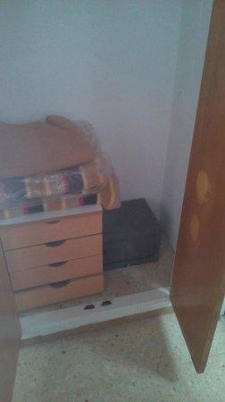 Bolero Park Apartments: El armario de pandora